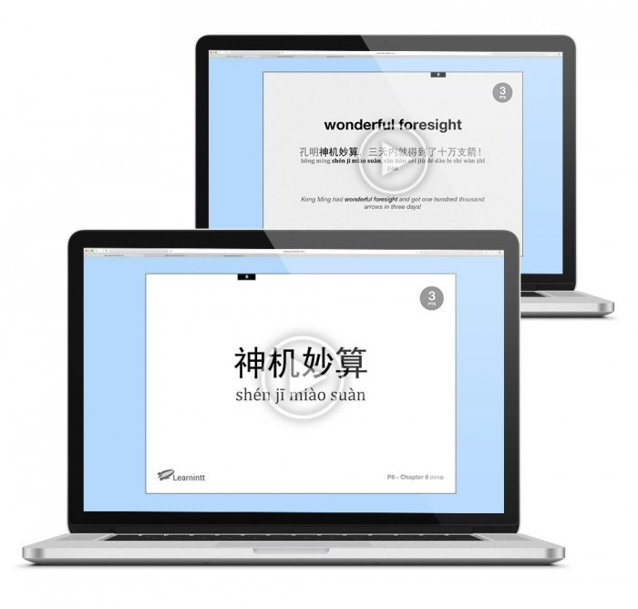 Primary 6 Chinese Syllabus Videos (Lifetime Access)