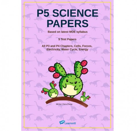 P5 Science Papers, by Hana Zhang (E-Test Papers)