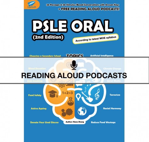 PSLE Oral Book, 2nd Edition - Reading Aloud Podcasts
