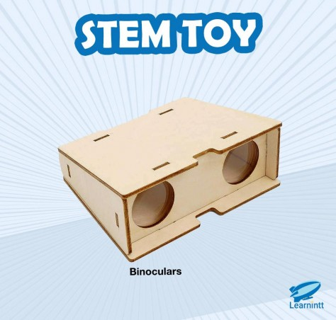STEM Toy: Binoculars (For Age 4-8)
