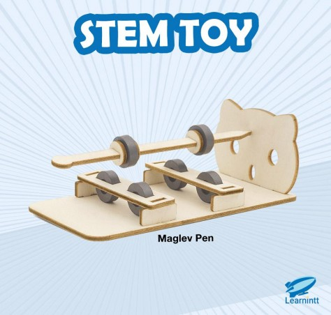 STEM Toy: Maglev Pen (For Age 9-12)